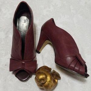Gorgeous VTG Leather Heels